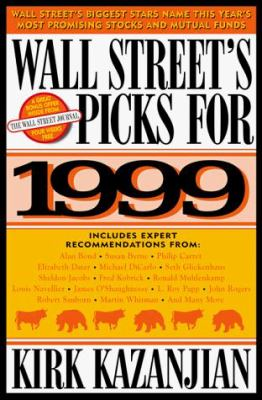 Wall Street's Picks for 1999 9780793129393
