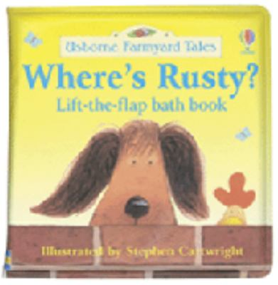 Where's Rusty Bathbook 9780794505455