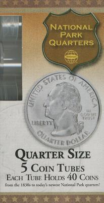 Quarter Size 5 Coin Tubes 9780794828936
