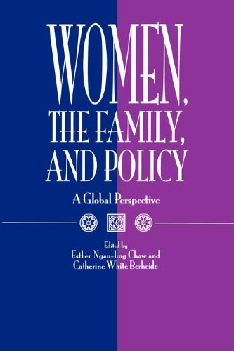 Women, the Family, and Policy 9780791417867