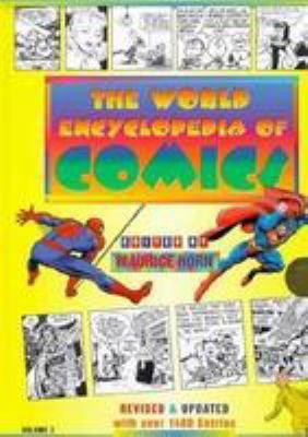 World Encyc of Comics - Vol. 2(oop) 9780791048580