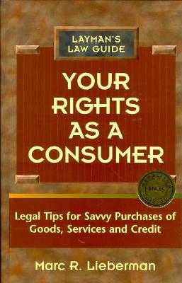 Your Rights as a Consumer(oop) 9780791044452