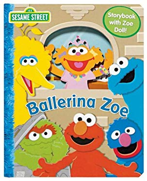 Zoe the Ballerina [With Zoe Finger Puppet] 9780794411114
