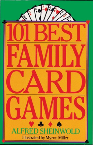 101 Best Family Card Games 9780806986357