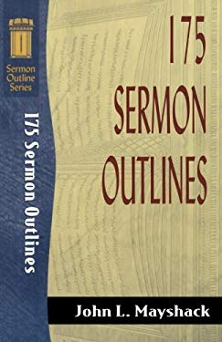 175 Sermon Outlines 9780801060854