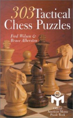 303 Tactical Chess Puzzles 9780806927336
