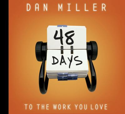 48 Days to the Work You Love 9780805444872
