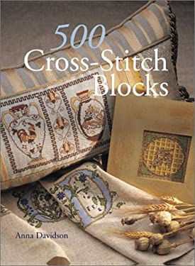 500 Cross-Stitch Blocks 9780806971438