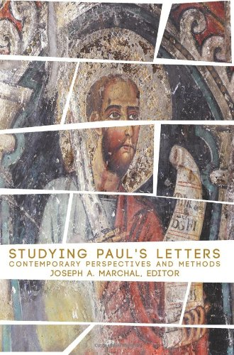 Studying Paul's Letters: Contemporary Perspectives and Methods 9780800698188