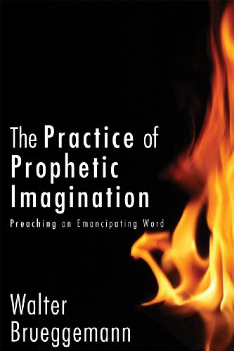 The Practice of Prophetic Imagination: Preaching an Emancipating Word 9780800698973