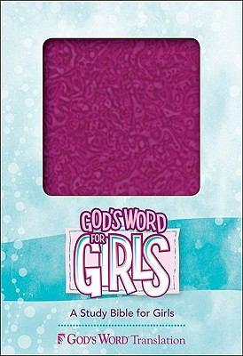 God's Word for Girls-GW 9780801013652