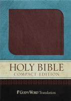 Compact Bible-GW 9780801013676