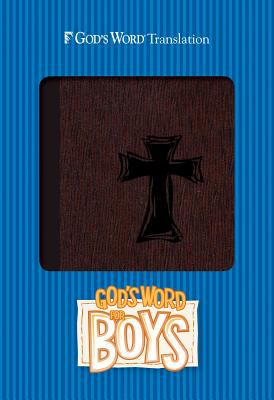 God's Word for Boys-GW-Cross Design 9780801014765