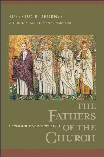 The Fathers of the Church: A Comprehensive Introduction 9780801046100
