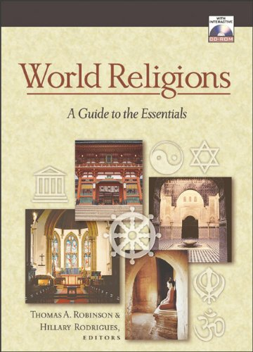 World Religions: A Guide to the Essentials [With CDROM] 9780801047565