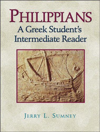Philippians: A Greek Student's Intermediate Reader 9780801047794