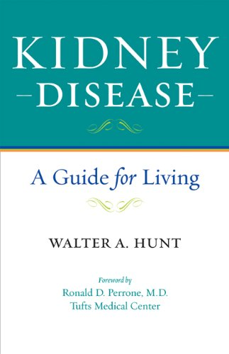 Kidney Disease: A Guide for Living 9780801899638