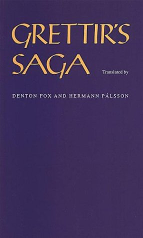 Grettir's Saga 9780802061652