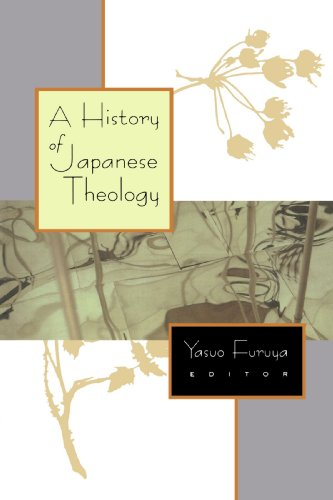 A History of Japanese Theology 9780802841087