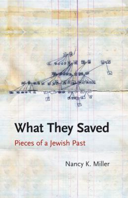 What They Saved: Pieces of a Jewish Past 9780803230019
