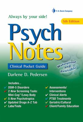 PsychNotes: Clinical Pocket Guide - 5th Edition