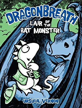 Lair of the Bat Monster 9780803735255