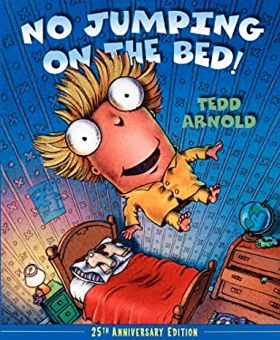 No Jumping on the Bed 25th Anniversary Edition 9780803735637