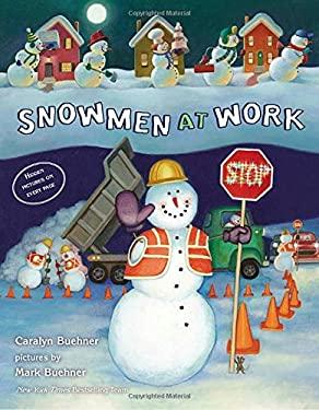 Snowmen at Work 9780803735798