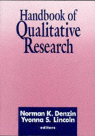 Handbook of Qualitative Research 9780803946798
