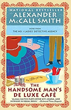 The Handsome Man's De Luxe Caf (No. 1 Ladies' Detective Agency Series)