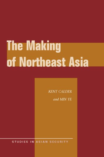 The Making of Northeast Asia 9780804769228