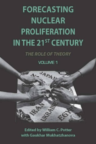 Forecasting Nuclear Proliferation in the 21st Century, Volume 1: The Role of Theory
