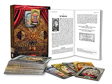 The Lost Tarot of Nostradamus 9780804843058