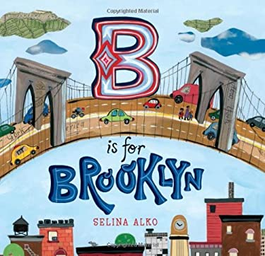 B Is for Brooklyn 9780805092134