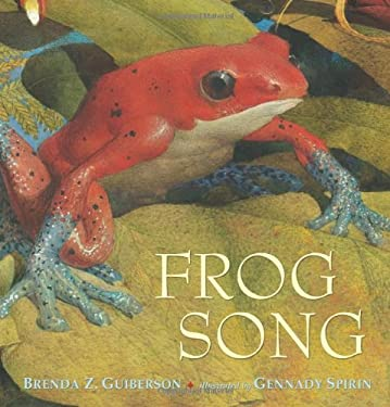 Frog Song 9780805092547