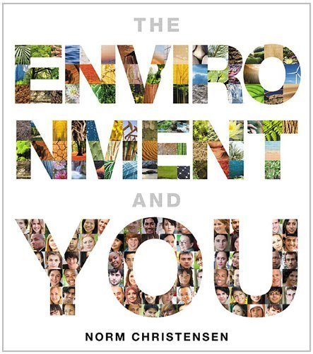 The Environment and You [With Access Code] 9780805340051