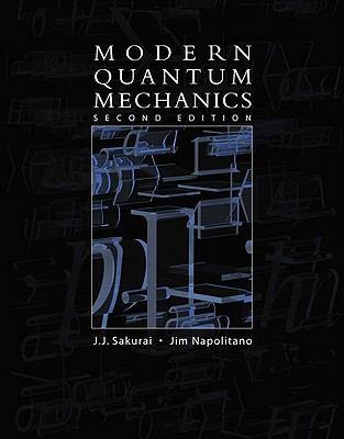 Modern Quantum Mechanics 9780805382914