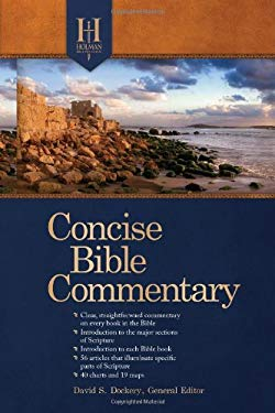 Holman Concise Bible Commentary 9780805495461