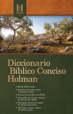 Diccionario Biblico Conciso Holman 9780805495744