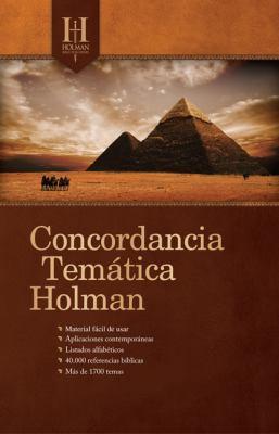 Concordancia Tematica Holman 9780805495751