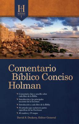 Comentario Biblico Conciso Holman 9780805495768
