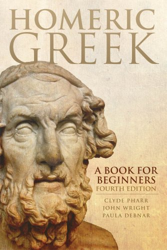 Homeric Greek: A Book for Beginners 9780806141640