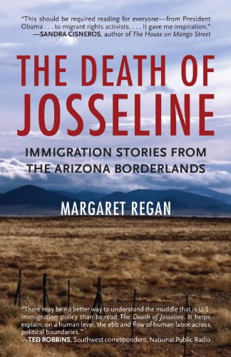 The Death of Josseline: Immigration Stories from the Arizona Borderlands 9780807001301
