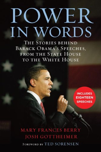 Power in Words: The Stories Behind Barack Obama's Speeches, from the State House to the White House 9780807001691