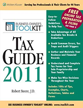 Toolkit Tax Guide 9780808023579