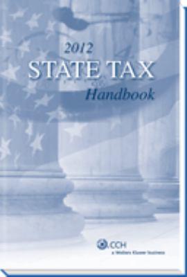 State Tax Handbook 9780808027324