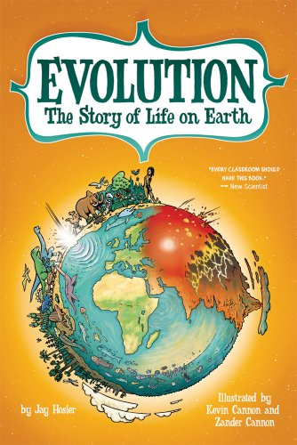 Evolution: The Story of Life on Earth 9780809043118