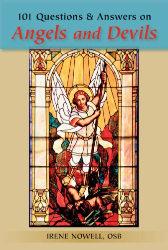 101 Questions & Answers on Angels and Devils 9780809146949
