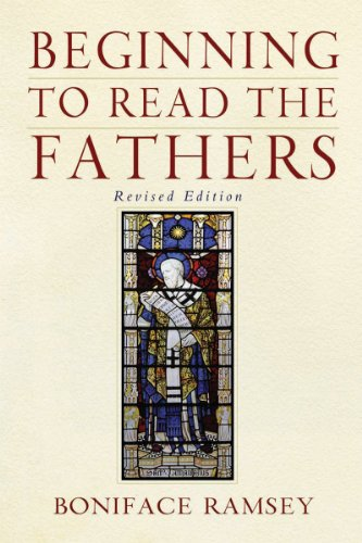 Beginning to Read the Fathers: Revised Edition 9780809147540
