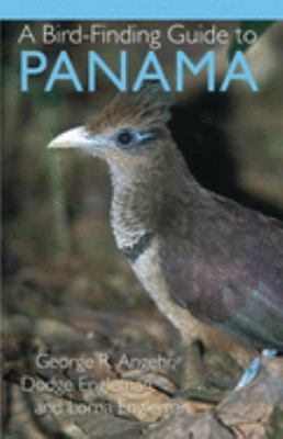 A Bird-Finding Guide to Panama 9780801474231
